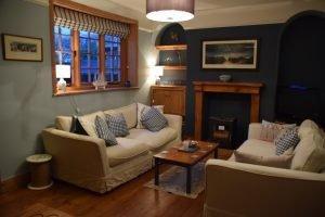 Coastguard Cottage Lounge