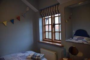Coastguard Cottage Twin Room