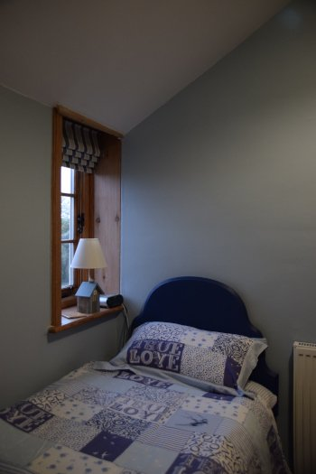 Coastguard Cottage Wells Twin Bedroom 1